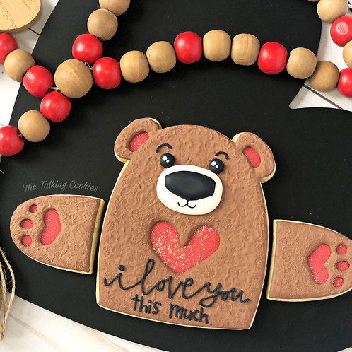 I LOVE YOU this much! - 3-piece Set