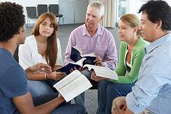 聖書のディスカッショングループ