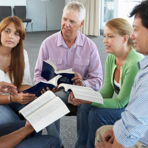 Small Groups and Book Studies