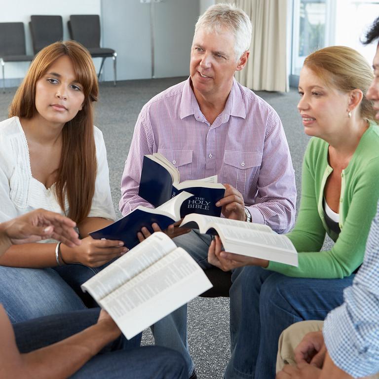 Talk Pray Listen Study