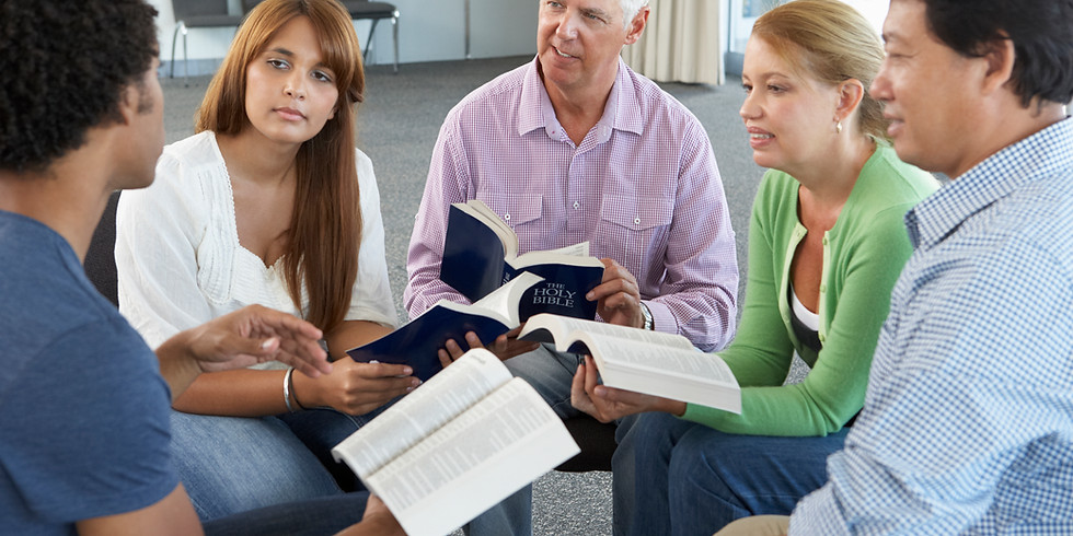Last Bible Study