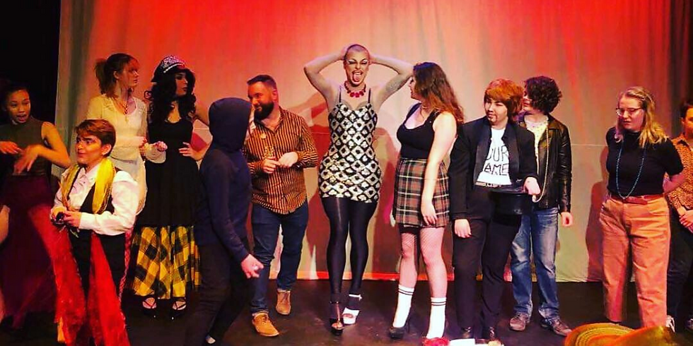 Queer Youth Showcase