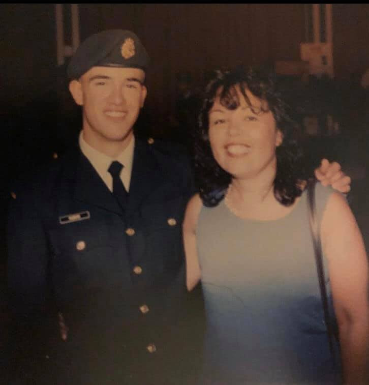 Basic Training Grad- 2000