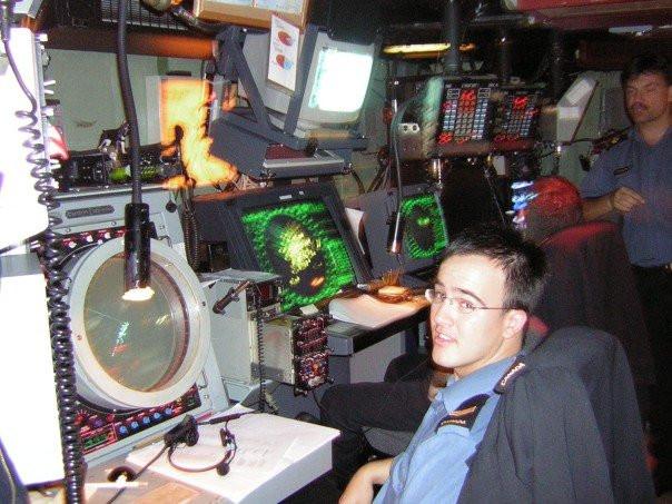 On Tour- HMCS Protecteur