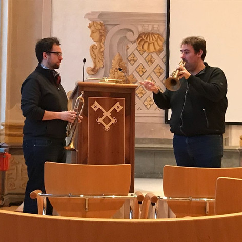 Meisterkurs Trompete