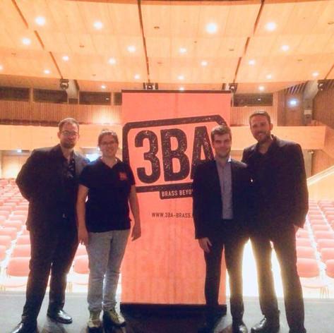 Konzert mit der 3BA Youth Band