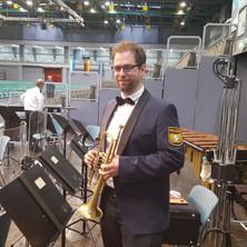 Konzert mit dem Polizeiorchester Bayern