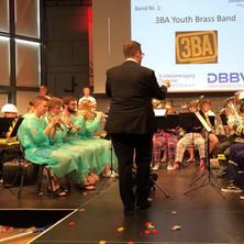 Entertainment Wettbewerb beim Deutschen Musikfest Osnabrück