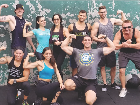 Who is Vegan Strong?