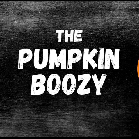 Pumpkin Boozy Run