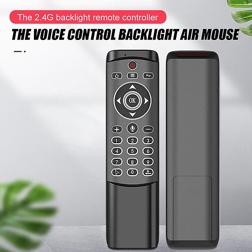 MT1 Backlit Air Mouse Control with Voice