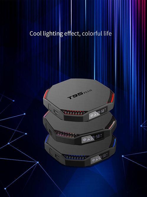 T95 Plus 8G/64Gb Android 11 Media Center