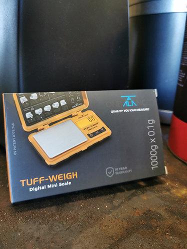 ON BALANCE Tuff-Weigh Digital Pocket Scale 1000g x 0.1g