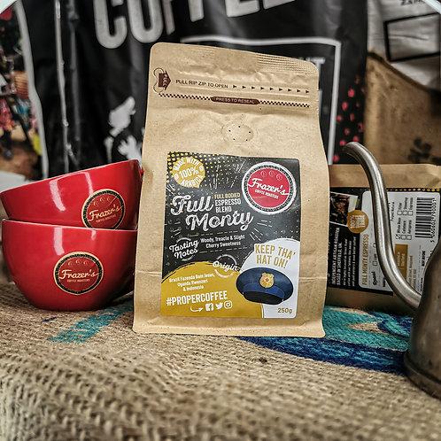 Full Monty Espresso