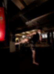 Kickboxing and boxing training Bondi, Sydney