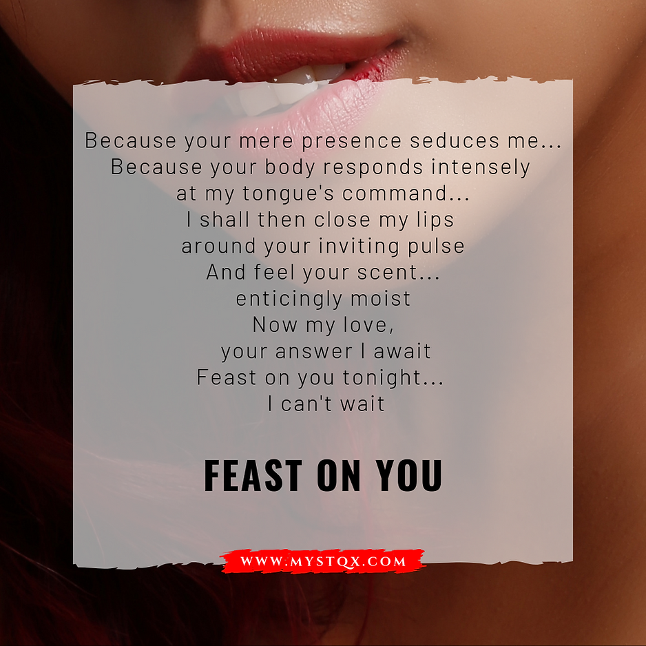 Feast on You