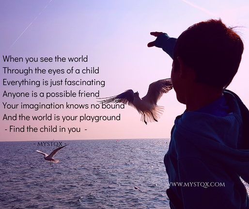 Find the child in you