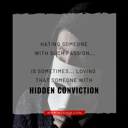 Hidden Conviction