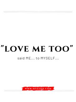 Love Me Too