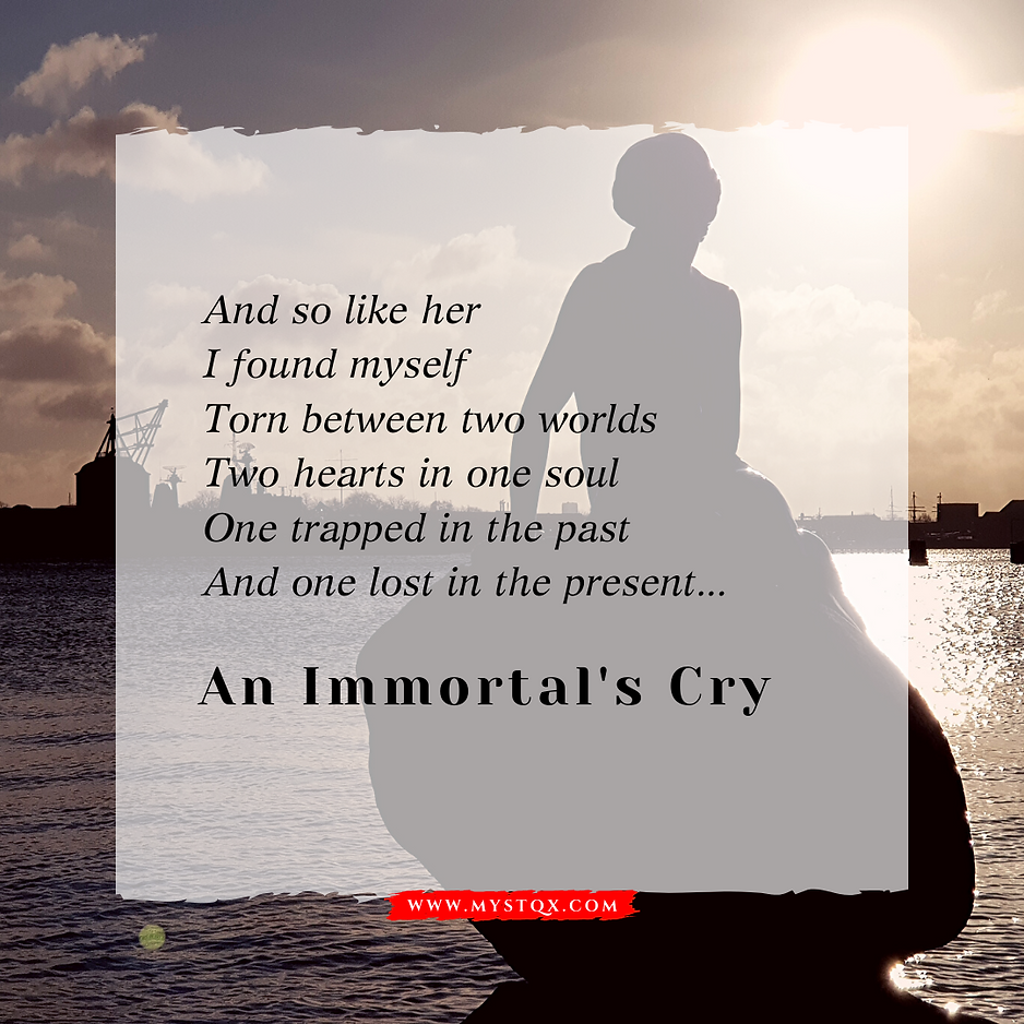 An Immortals Cry