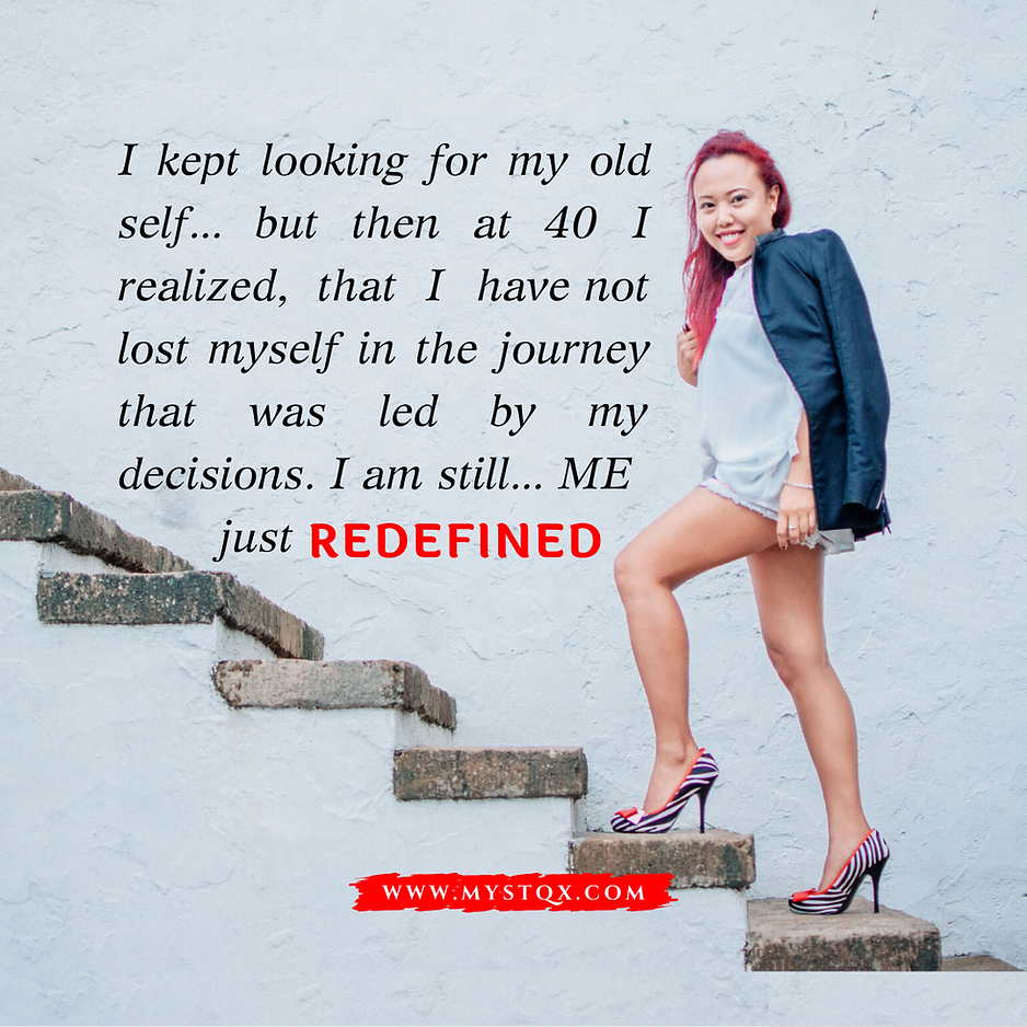 Me - Redefined