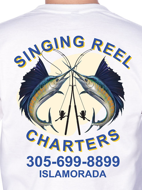 children long sleeve  performance Singing Reel Charters