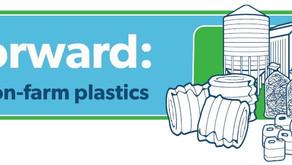 Ag Forward: managing on-farm plastics