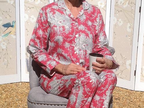 Melanie Red Pyjamas