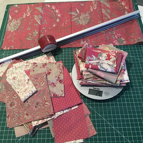 Red/pink Scrap Bags