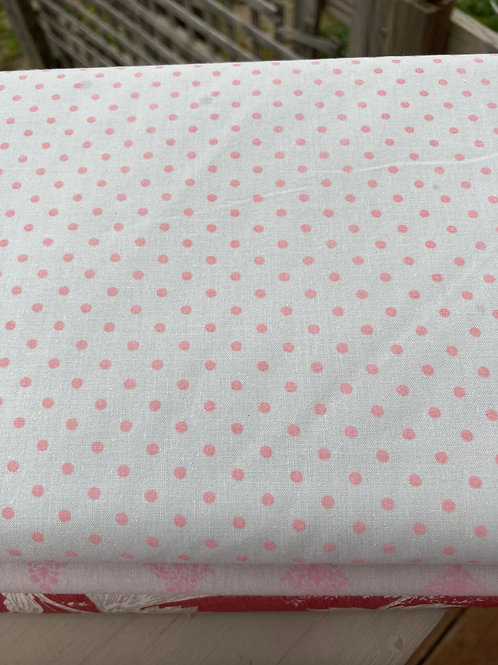Dots Blue Pink