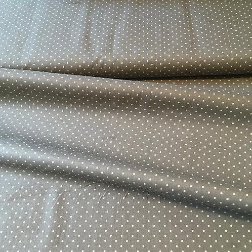 Dots Grey Grey