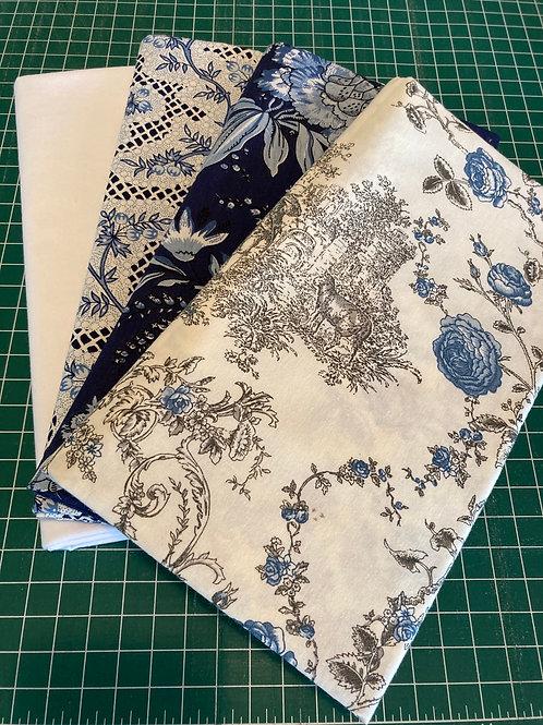 Princess Ivory Blue/Sati Value Pack