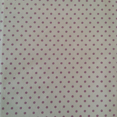 Dots Tea Purple