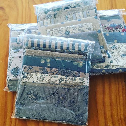 Blue Scrap Bags