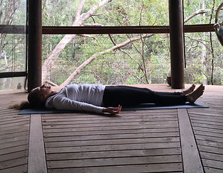 yoga retreat at Billabong retreat Shannon