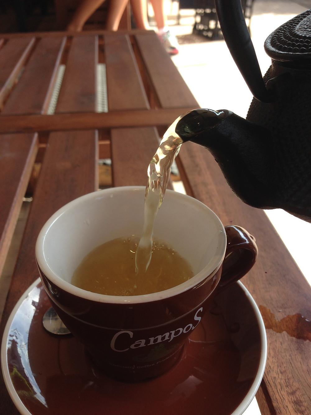 self care tea time ritual for balance