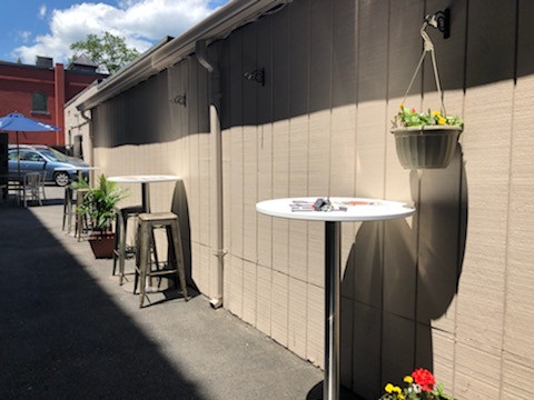 Just Jake's Patio