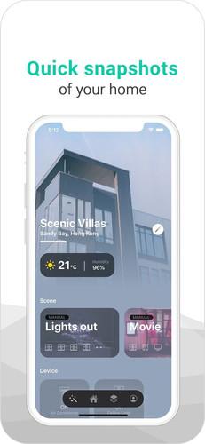 Control Free app