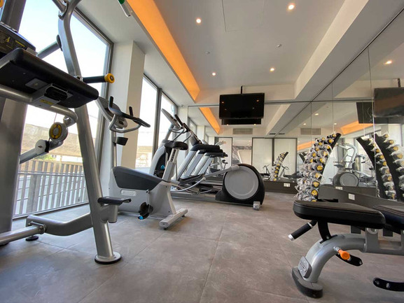 The Cove - Gym