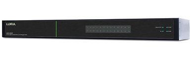 Luxul AV stackable switch