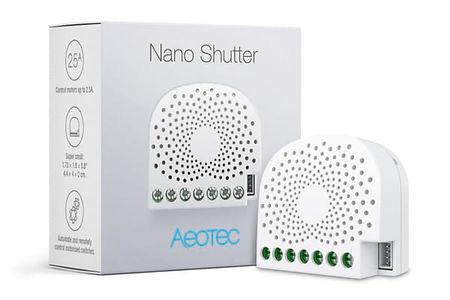 Aeotec Nano Shutter