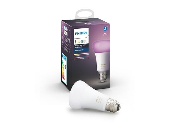 Philips Hue White & Colour Ambiance E27 Single