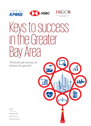 "Interview on ""Keys to Success in the Greater Bay Area"""