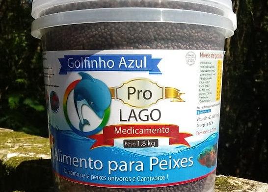 Alimento Para Peixes Com Medicamento 1.8 Kg