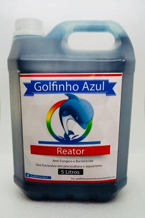 Reator Galão 5 Litros - Capacidade de tratar 100 mil litros