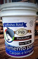 Ração Para Carpas Koi 10 kg | 45% de Proteína | 100% Natural !