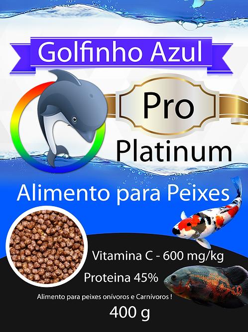 Alimento para Carpas, Kinguios e Carnívoros Golfinho Azul 400g