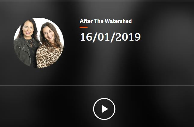 After the Watershed - 16 January 2019