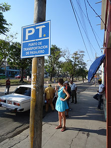 Cuba,_official_hitchhiking_and_carpoolin