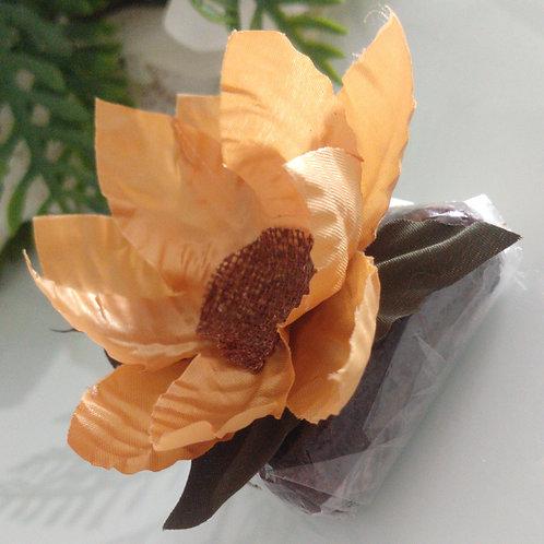 (50 unidades) topos para bem casados, alfajor ou brownie
